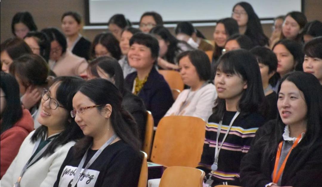 女神节特别活动——丽人课堂回顾