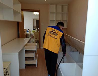 家装甲醛清理