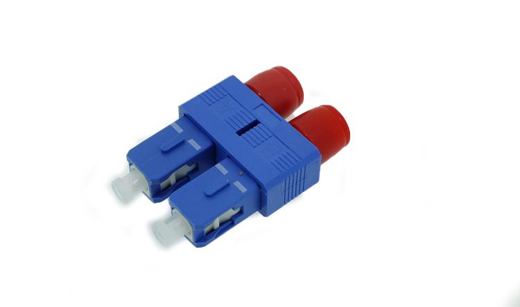 Duplex FC Female to SC male conversion adapter