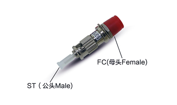 Simplex FC Female to ST male conversion adapter
