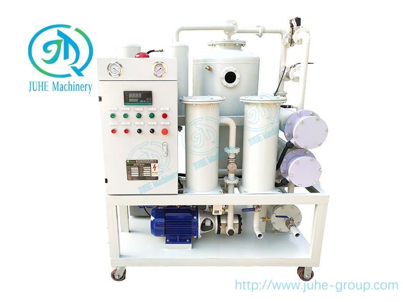 润滑油真空滤油机用途及特点