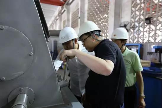 Xinjiang Sino-Thai, Chinese Academy of Sciences, Chongqing Bozhang and Heavy Material Academy jointl