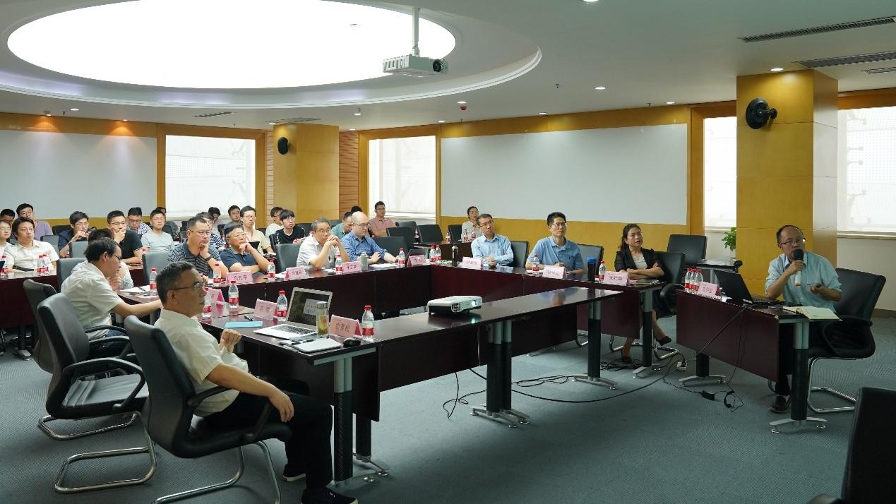 中电海康集团研究院与意博高科共话技术与业务