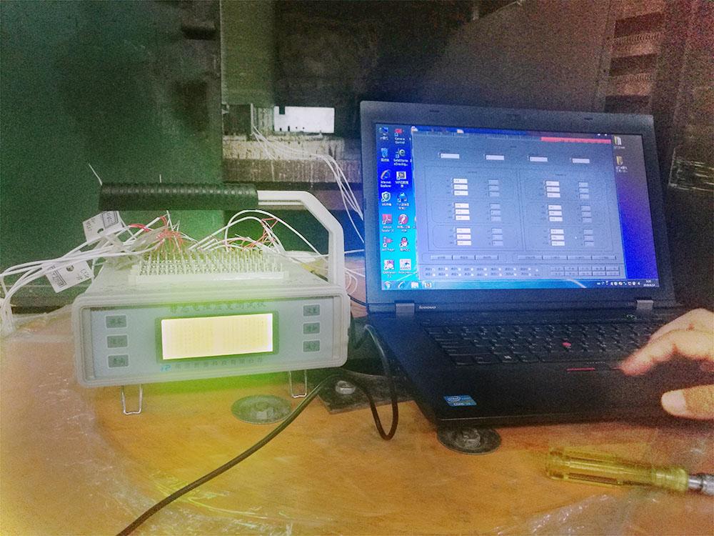 特种变压器环氧树脂灌封优发国际顶级在线应变测试--北京电力设备总厂有限公司