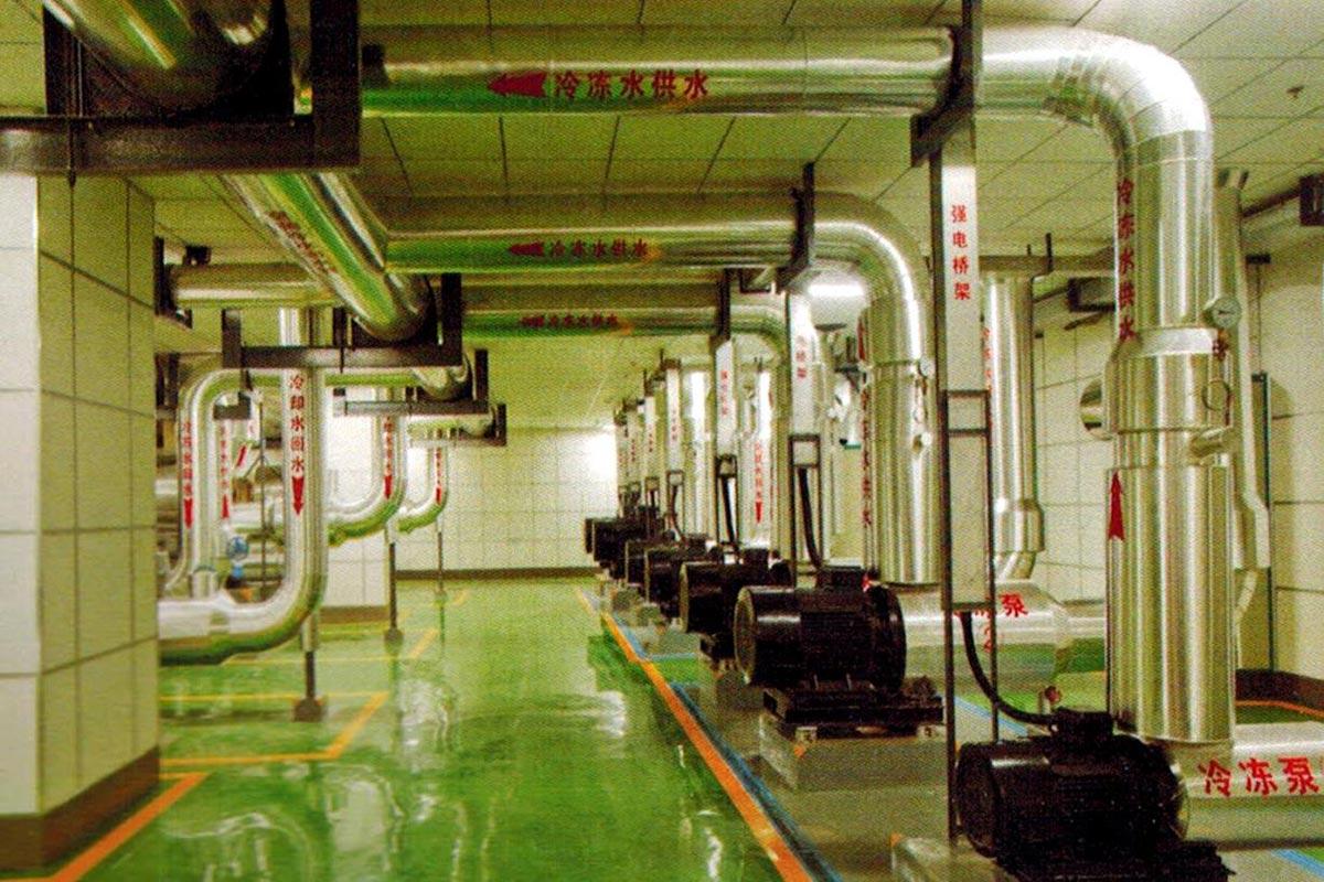 华中科技大学同济医学院附属协和医院门诊医技大楼机电工程