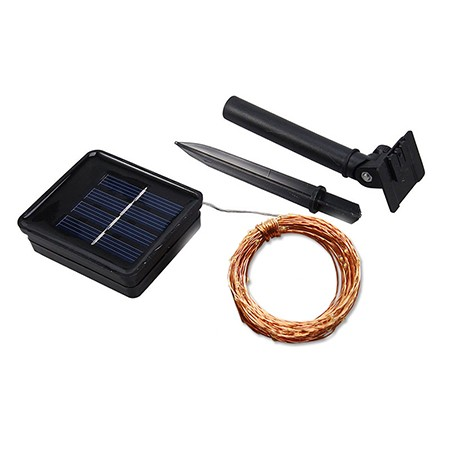 LF-太阳能铜线灯