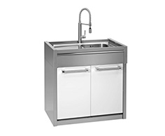 Genesi G9S-L1, Single Bowl Sink