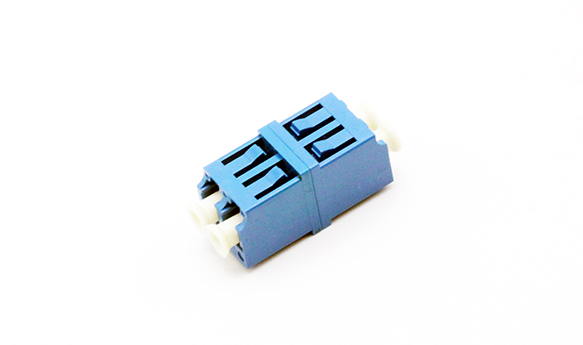 LC Duplex Symmetry-Type Adapter