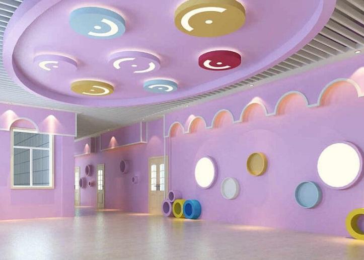 幼儿园室内墙面设计考虑的几个方面