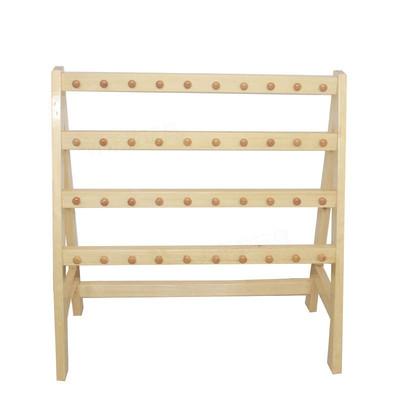 木质四层毛巾架
