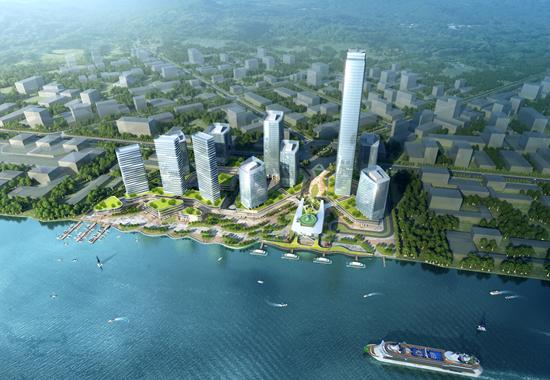 广州开发区35个重大项目动工