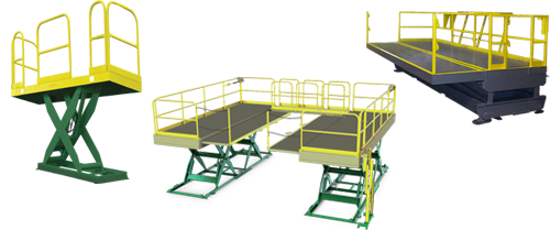 Elevating Worker Platforms