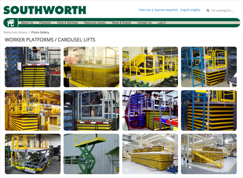 Elevating Worker Platforms