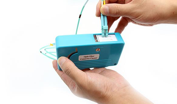 Fiber Optic Cassette Cleaner for LC/SC/FC/ST/MU/D4/DIN