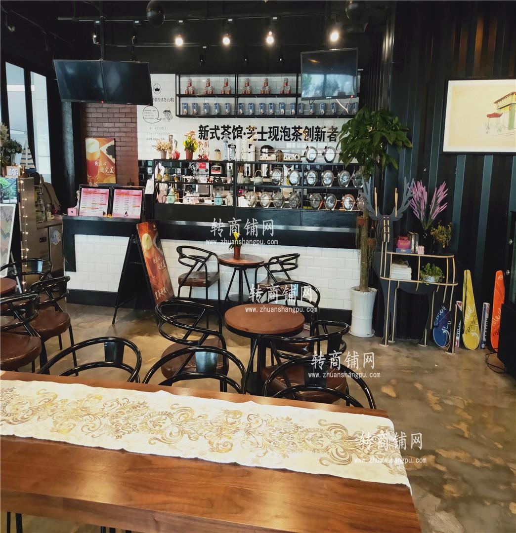江汉区泛海国际冷饮店急转
