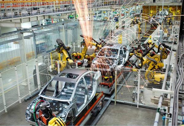 五金产品在汽车工业中的使用