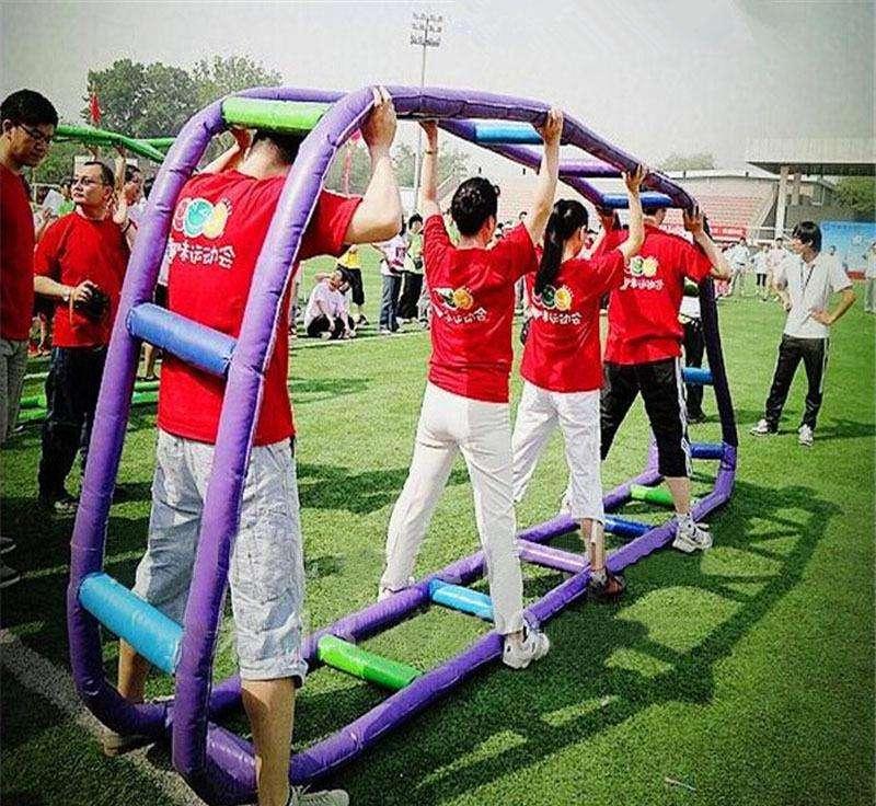 五篇企业趣味运动会拓展心得