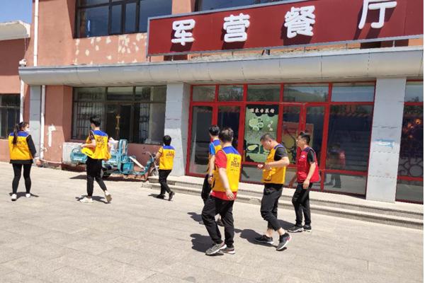 厉害了,森家环保承接中国人民解放军中部战区甲醛治理项目!