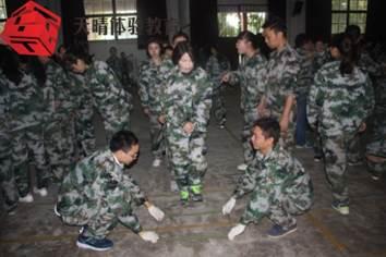 執行力拓展培訓項目:卓越圈