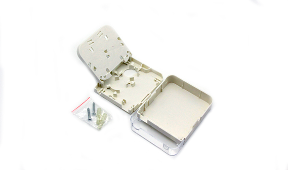 1/2 ports Fiber socket/Fiber Face Plate-FT-1B
