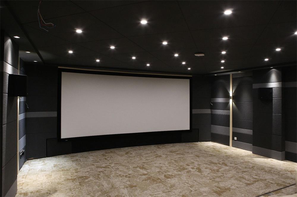 影视音乐制作公司审片室影院系统