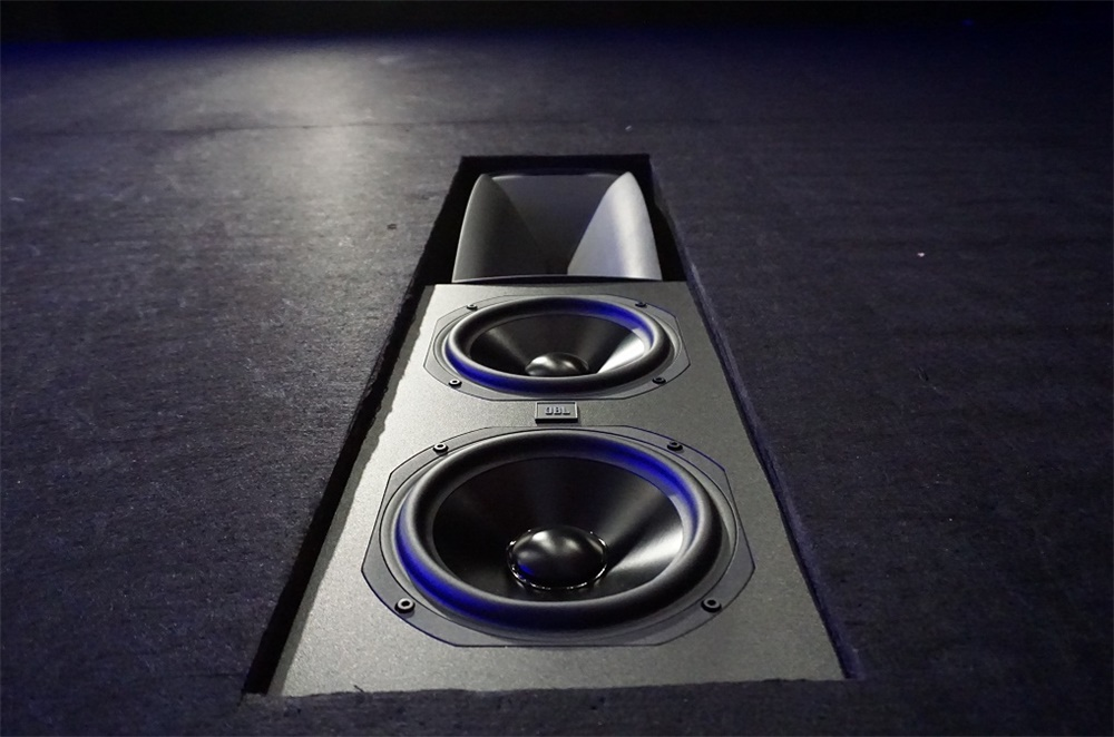 JBL Synthesis Two Array安徽安装实例