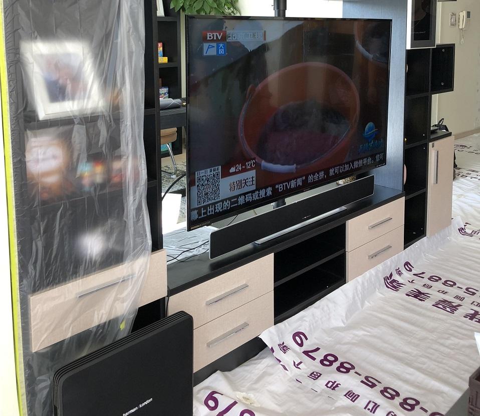 近期完成的家庭影音系统展示——柏林爱乐小区