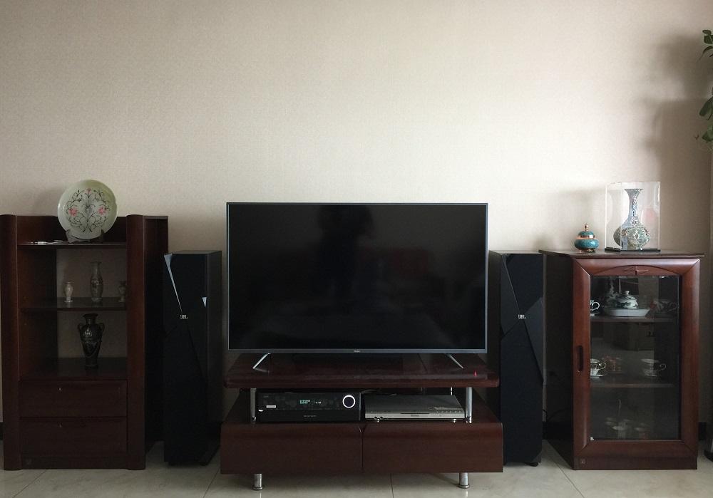 建欣苑小区JBL Studio100系列音响