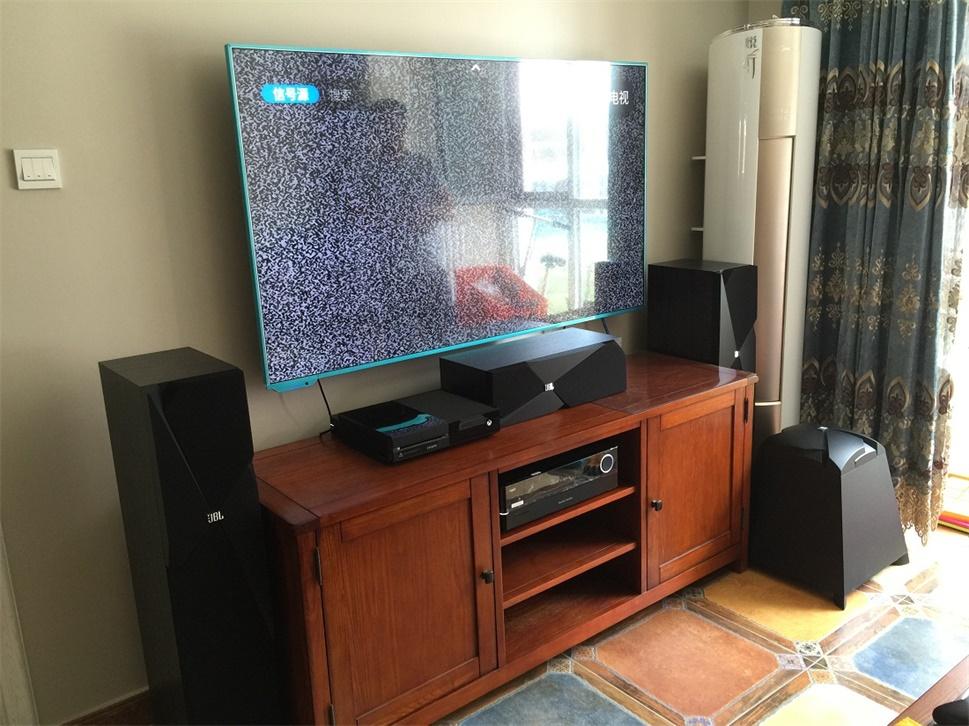 门头馨园客厅音响系统