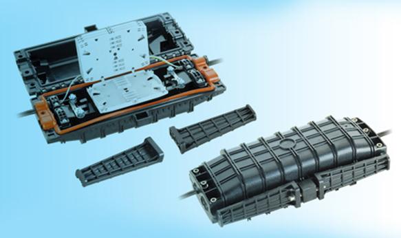 Horizontal type Fiber Closure-H008