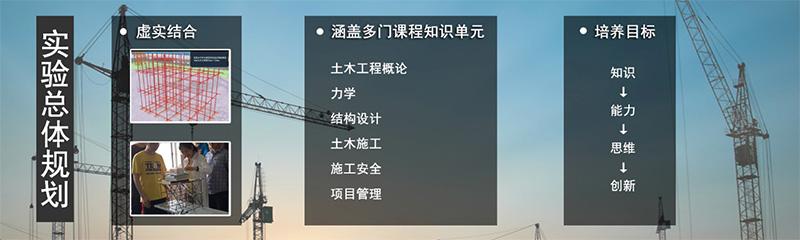 重庆大学——工程建造模架构造与设计分析虚拟仿真实验