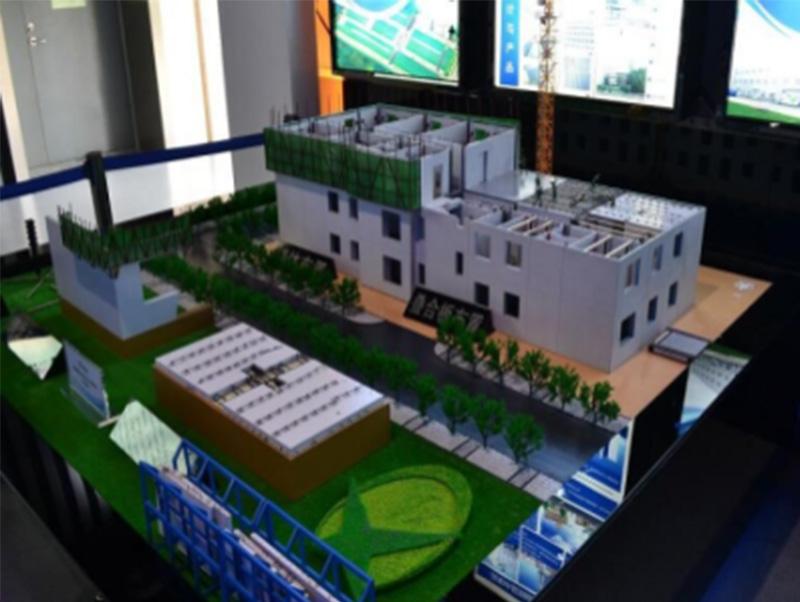新余学院——装配式人才培养基地建设项目