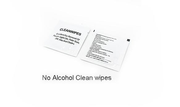 IPA Impregnated Clean Wipes