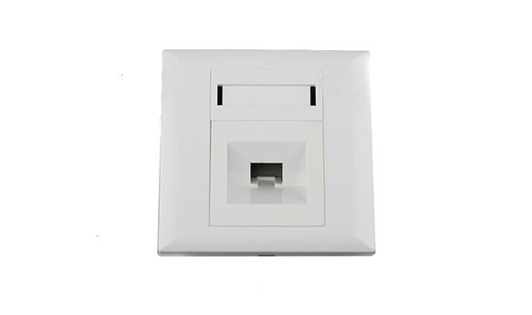 1/2 ports Fiber socket/Fiber Face Plate