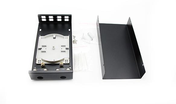 8 Cores Wall mount Fiber Terminal Box-FTBM108C