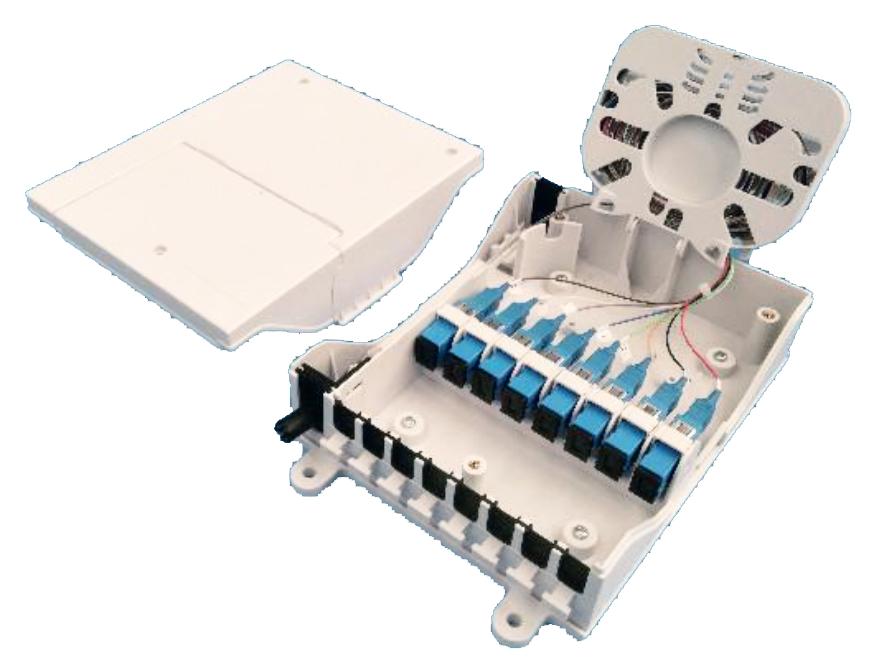8F Fiber distribution box- FDB-8B