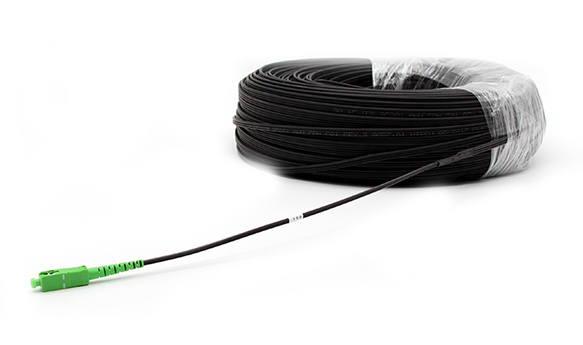 Self-supporting Aerial FTTH Drop Cable Patch cord