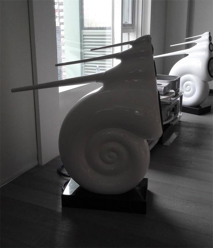 B&W鹦鹉螺安装实例