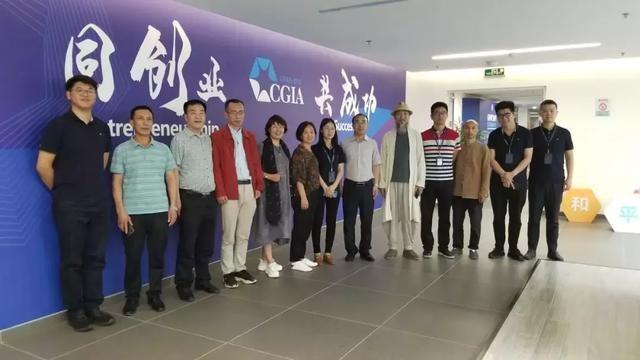 2019第二期西安石墨烯项目对接沙龙成功举办