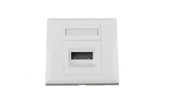 2/4 ports Fiber socket/Fiber Face Plate