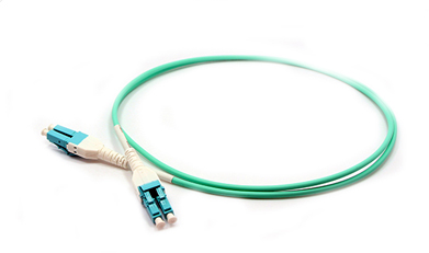 LC uniboot patch cord