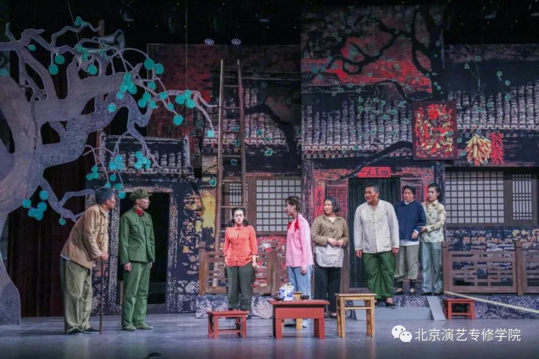 《红白喜事》| 我院16级表演系毕业实习剧目演出圆满成功