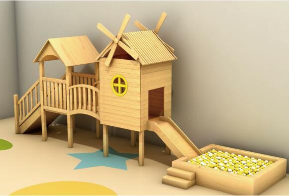 幼儿园整体设计中的安全考究