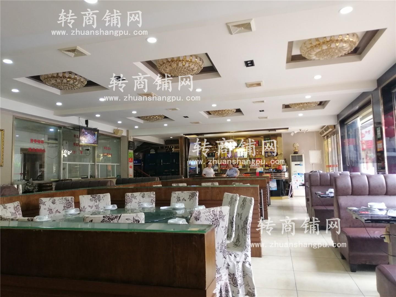 500平盈利大型餐饮店优转