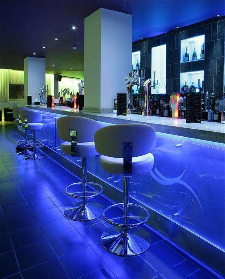 Bar bar effect