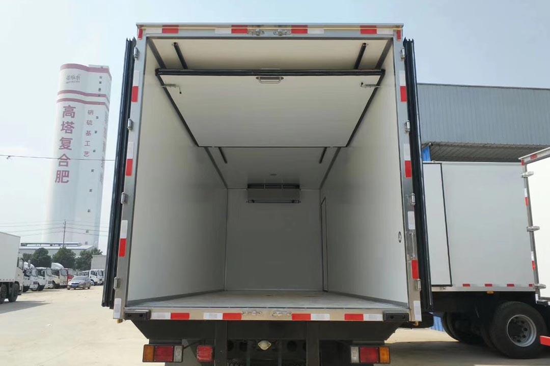 冷藏车用车经验:冬季冷藏车保养