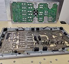 精密工件电路板三维检测