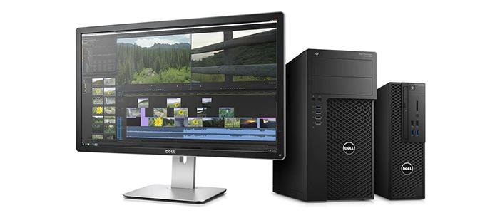 戴尔 Dell Precision 塔式 3620工作站