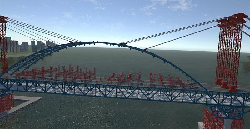 拱桥VR识图