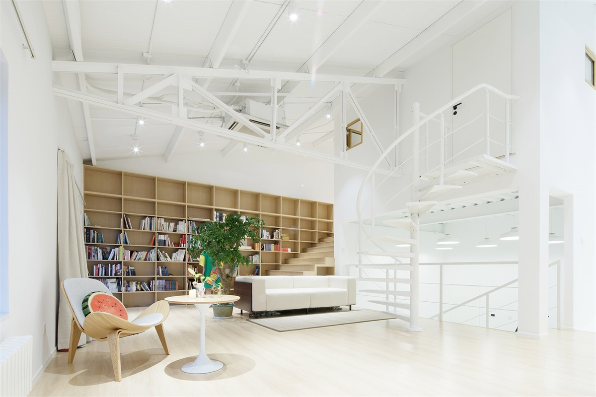【hyperSity建筑设计事务所】 北京大鱼海棠电影工作室总部